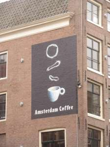 Amsterdam coffee