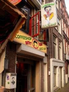 Betty Boop Coffeeshop