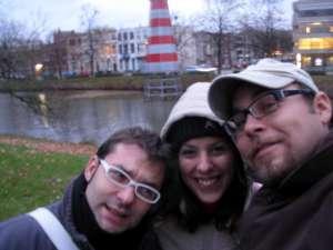 pioggia in parco a Breda