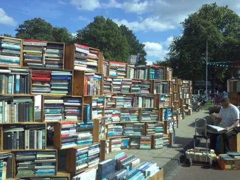 libreria nel parco, Haarlem