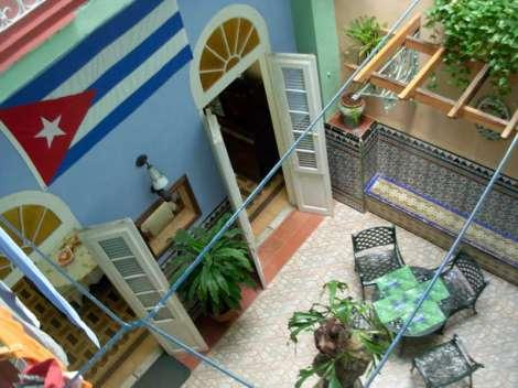 patio, L'Avana