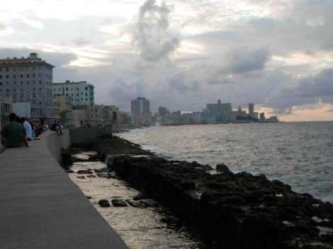 Malecòn, L'Avana