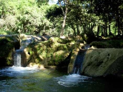 piscina naturale, Las Terrazas